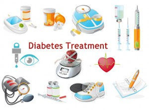 Treatment diabetes
